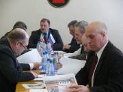 Ситуацию с профчленством обсудили на президиуме