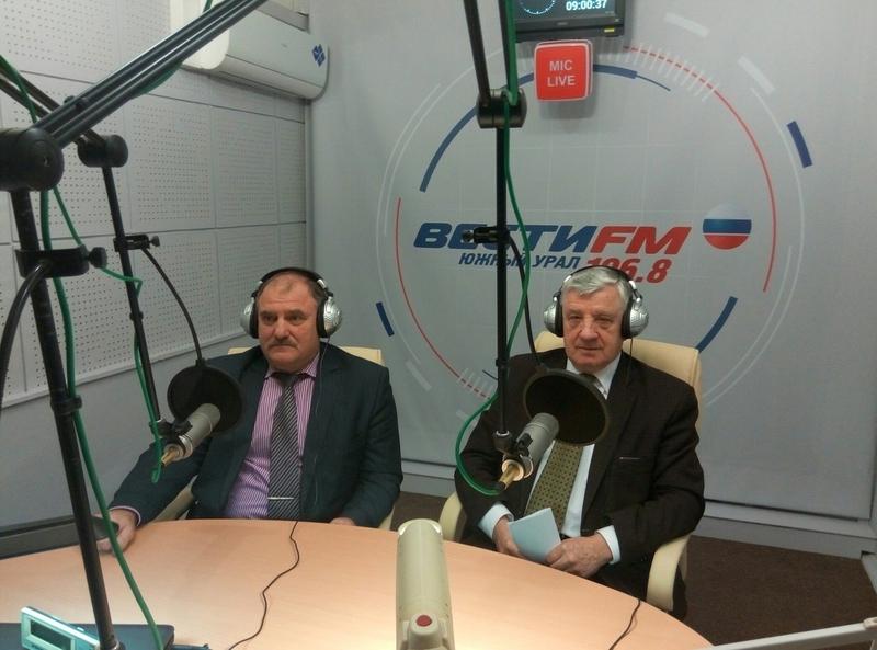 ЭФИР НА ВЕСТИ FM