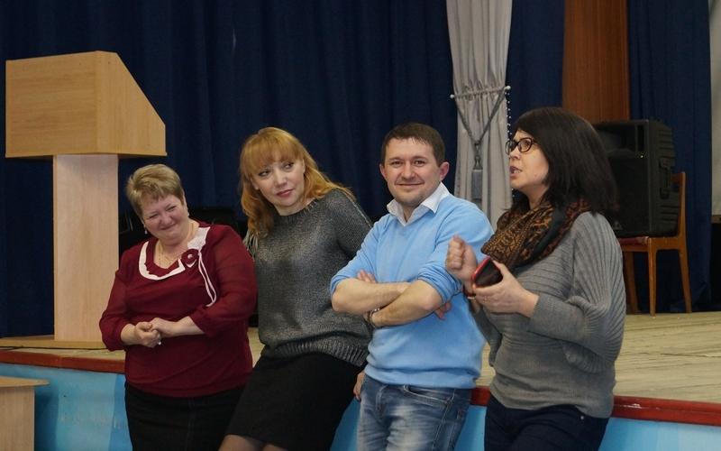 Школа молодого профлидера выехала в Кыштым