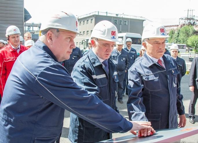 Во славу труда металлургов