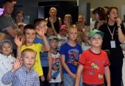 Кухня научных чудес. Дети челябинских металлургов прошли посвящение огнем и запустили космическую ракету