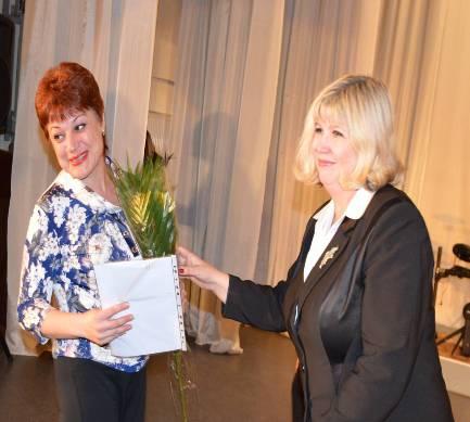Профсоюзный комитет наградил победителей