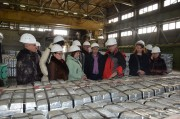 Мощь металлургии и сила сплоченности