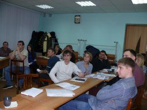 Школа молодого профлидера ГМПР. Открытие сезона