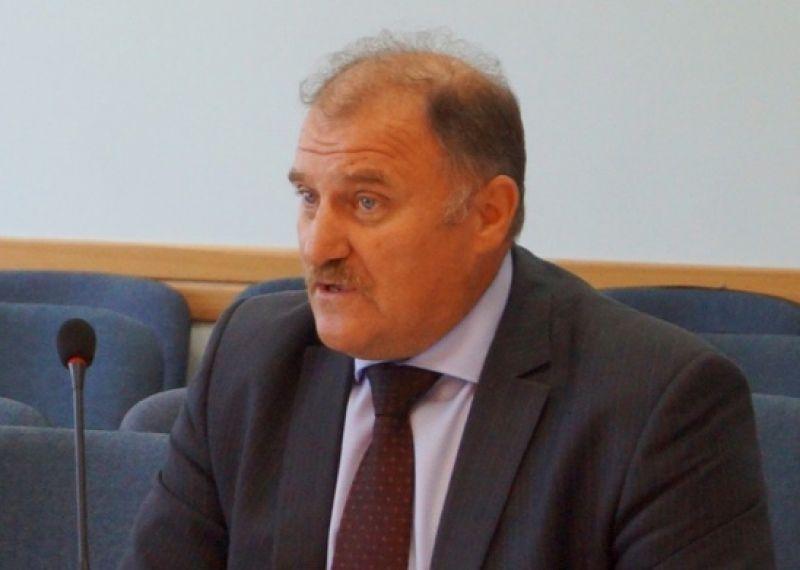 Председатель ЧОО ГМПР Ю. Горанов