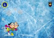 Праздничное катание на коньках