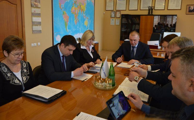 Заседание колдоговорной комиссии ММК-Метиз