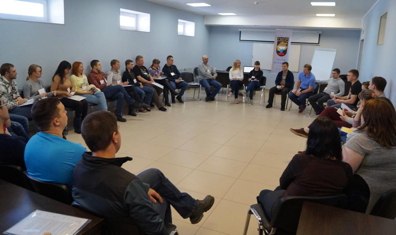 Общий сбор вместе с выпускниками ШМПЛ, членами КМС