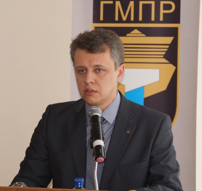 А. Шведов, зам. председателя ГМПР