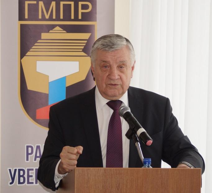 Н. Буяков, председатель Федерации профсоюзов Челябинской области