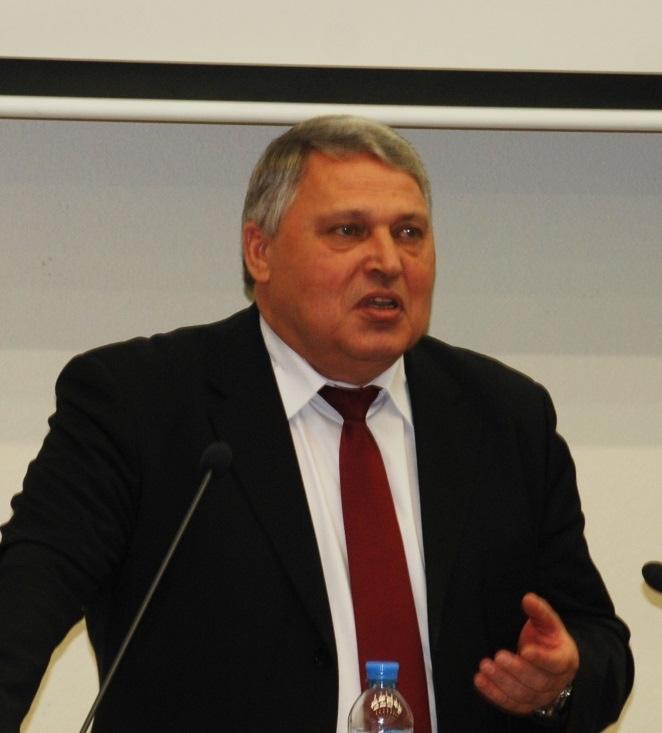 А. Безымянных, председатель ГМПР