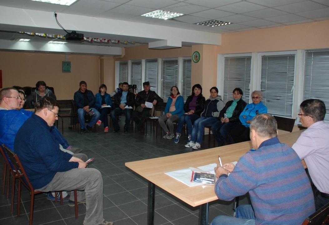 Профактивисты разобрали права, обязанности и задачи уполномоченного по охране труд