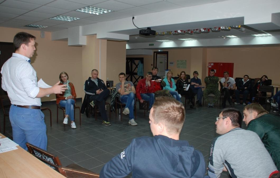Форум традиционно собрал выпускников ШМПЛ