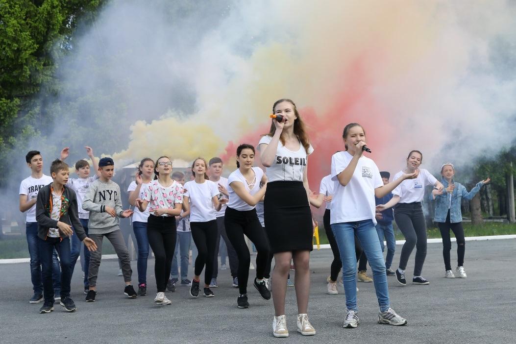 Праздник на главной площадке «Еланчика»