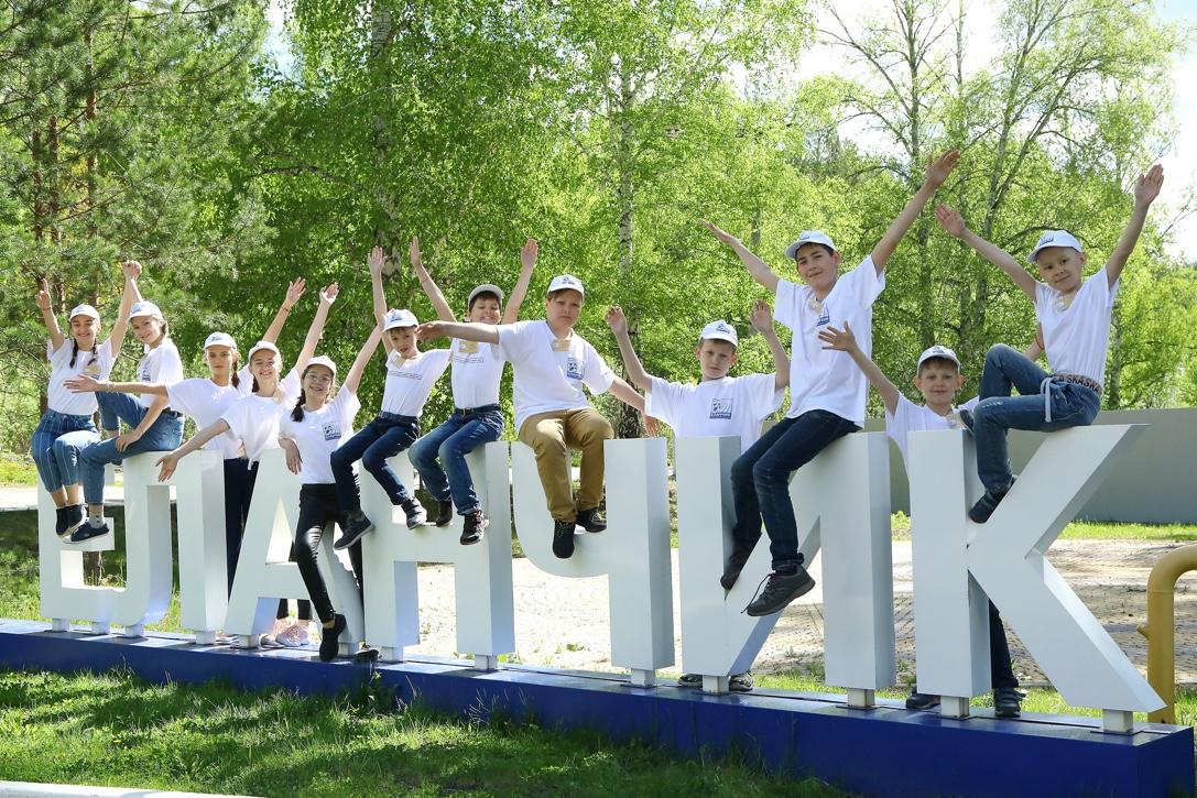 """Около 2800 детей отдохнут этим летом в """"Еланчике"""""""