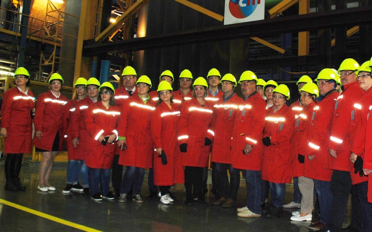 Производство плоского проката, ПАО «Северсталь»