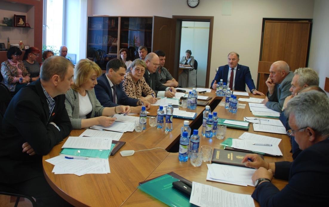 Организационное укрепление стало темой заседания президиума Челябинской областной организации ГМПР