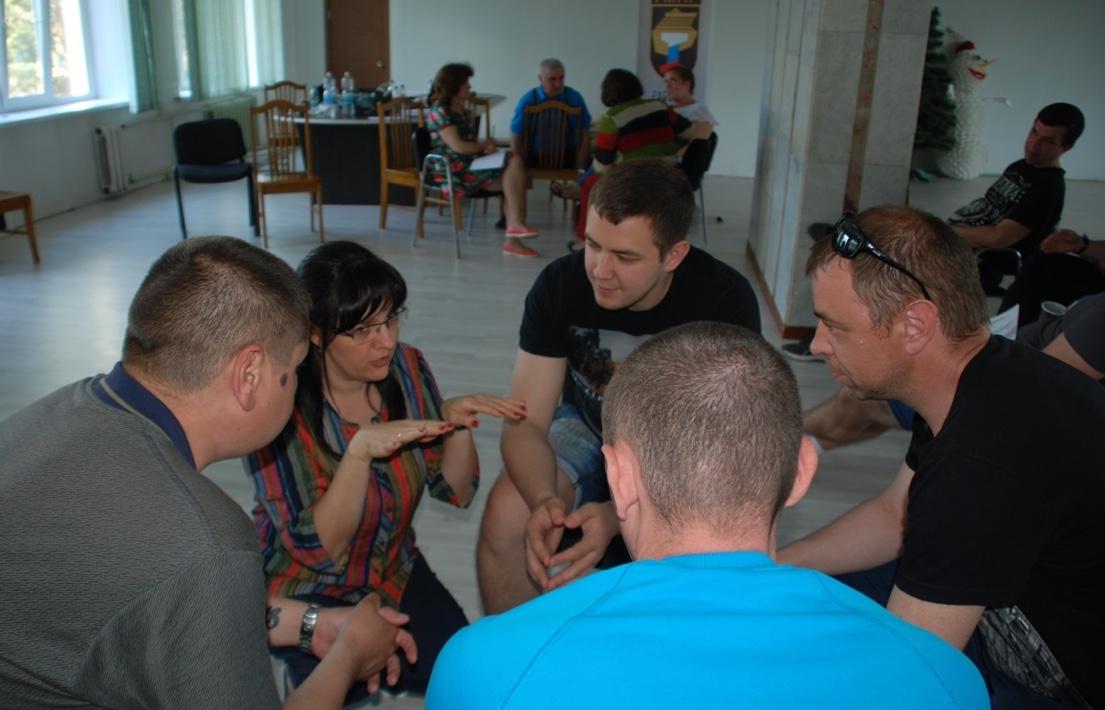 Перетасовка составов групп дала новые вводные для выполнения заданий