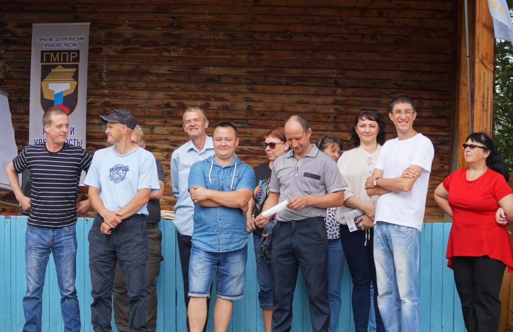 Участники тематической площадки по охране труда