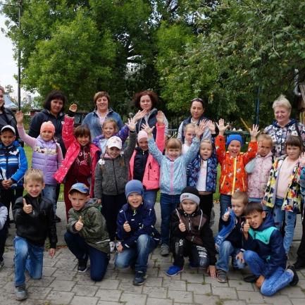 Дети карабашских металлургов в музее занимательной науки