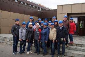 Работники Челябинского цинкового завода в гостях у коллег – на Кыштымском медеэлектролитном заводе