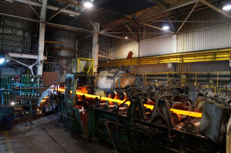 КМЭЗ прочно вошел в областной ТОП самых популярных металлургических объектов индустриального туризма