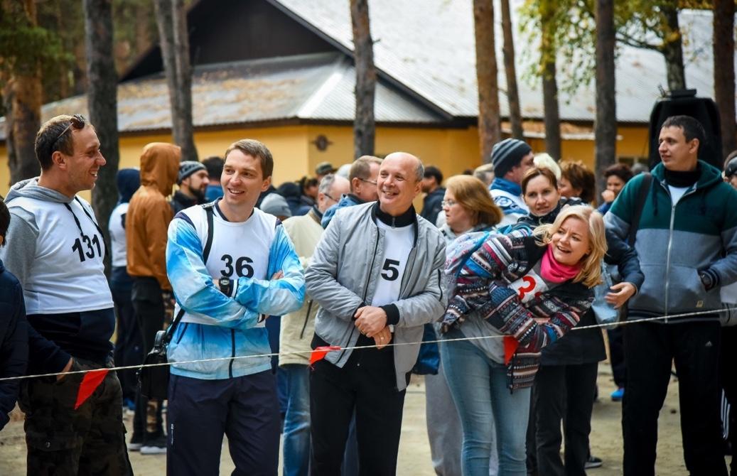 Болельщики активно поддерживали цинкачей-спортсменов