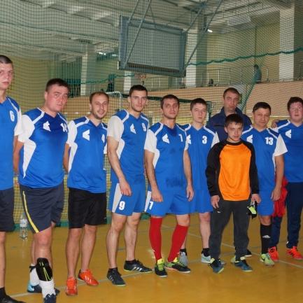 Турнир по мини-футболу на кубок областной организации ГМПР