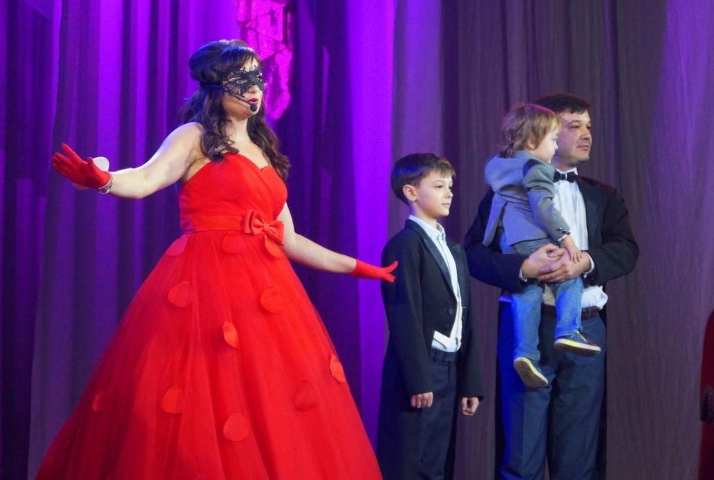 Татьяна Иванова и ее семья