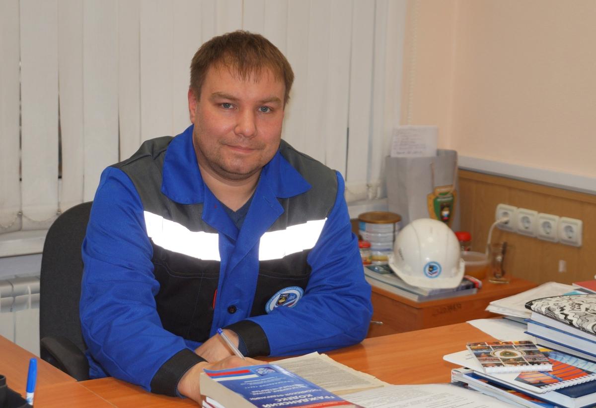 Александр Паников, ООО «Огнеупор», старший уполномоченный по охране труда