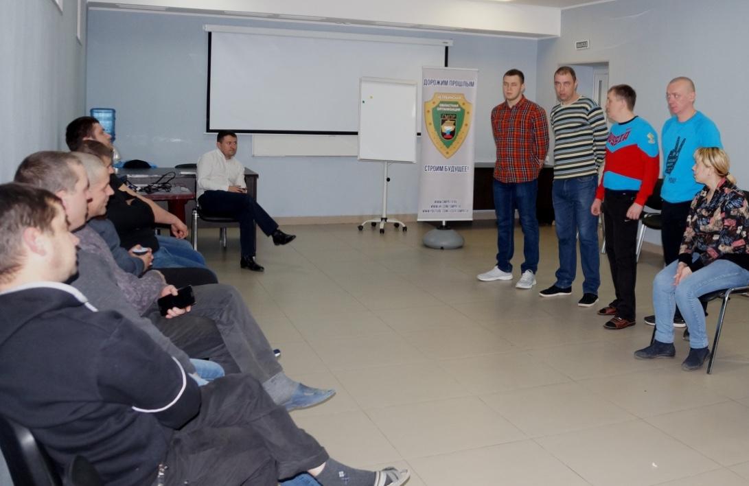 Во второй день выезда состоялся семинар работников «СПК-Чимолаи»