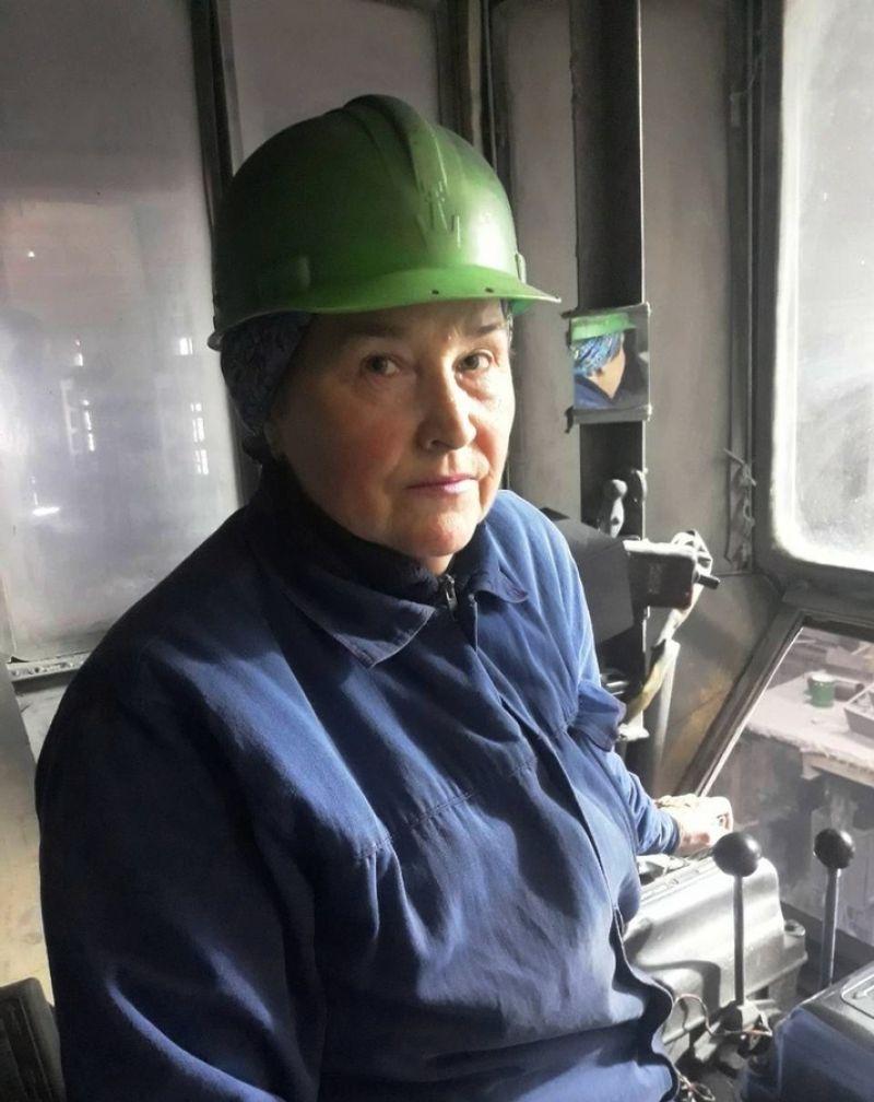 Любовь Седова, НИИ металлургии (Челябинск)