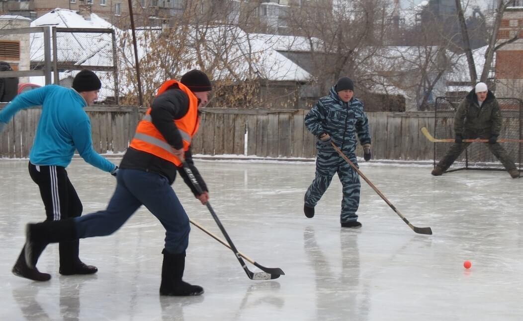 В этом году хоккейный турнир в валенках стал на СЧПЗ традицией