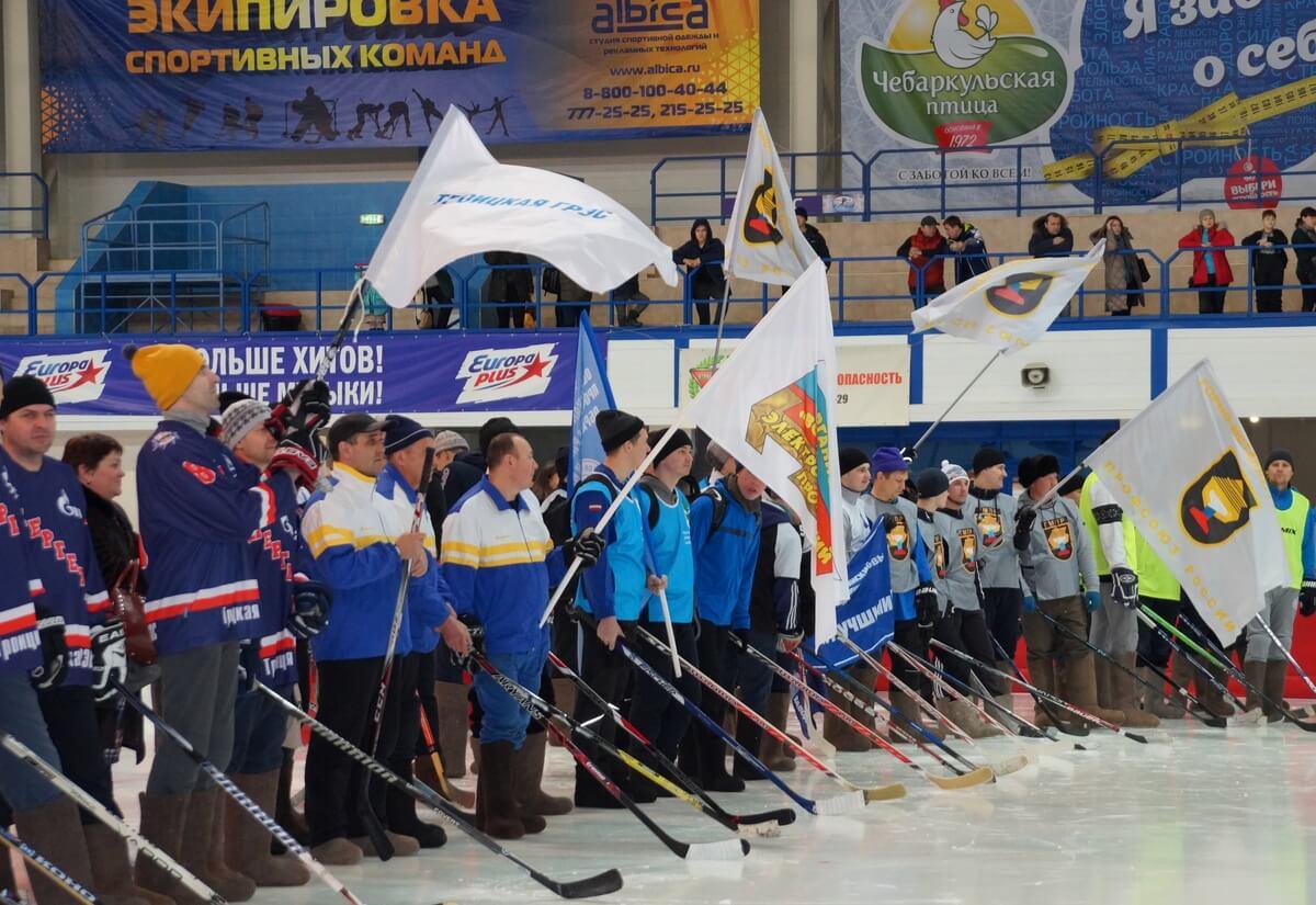 Горячий лед Уральской молнии