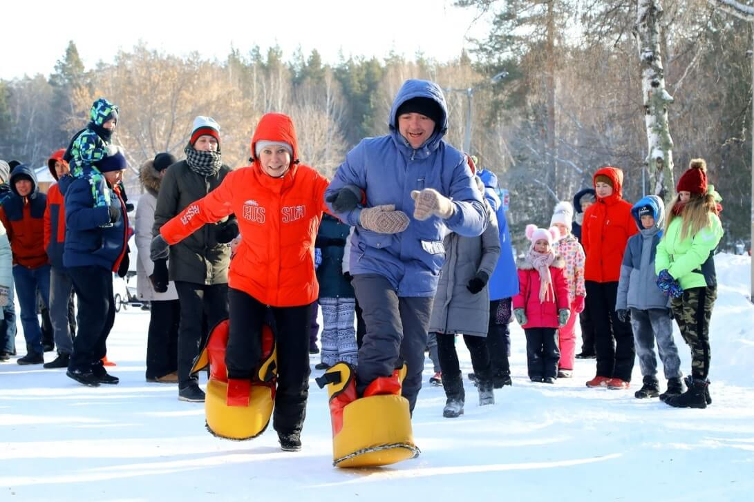 Веселые старты – традиционная часть спортивного фестиваля ЧТПЗ