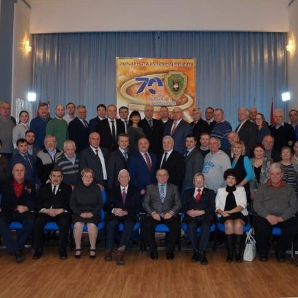 70-летие областной организации ГМПР. Встреча поколений