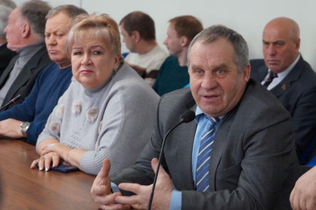 Круглый стол. Выступает А. Томчук, ППО Группы ММК