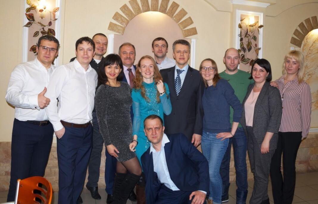Молодежь областной организации ГМПР