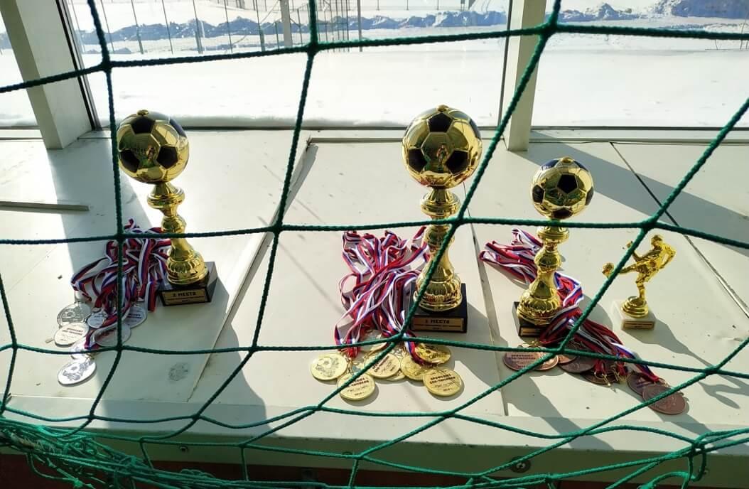 Главные наградные трофеи