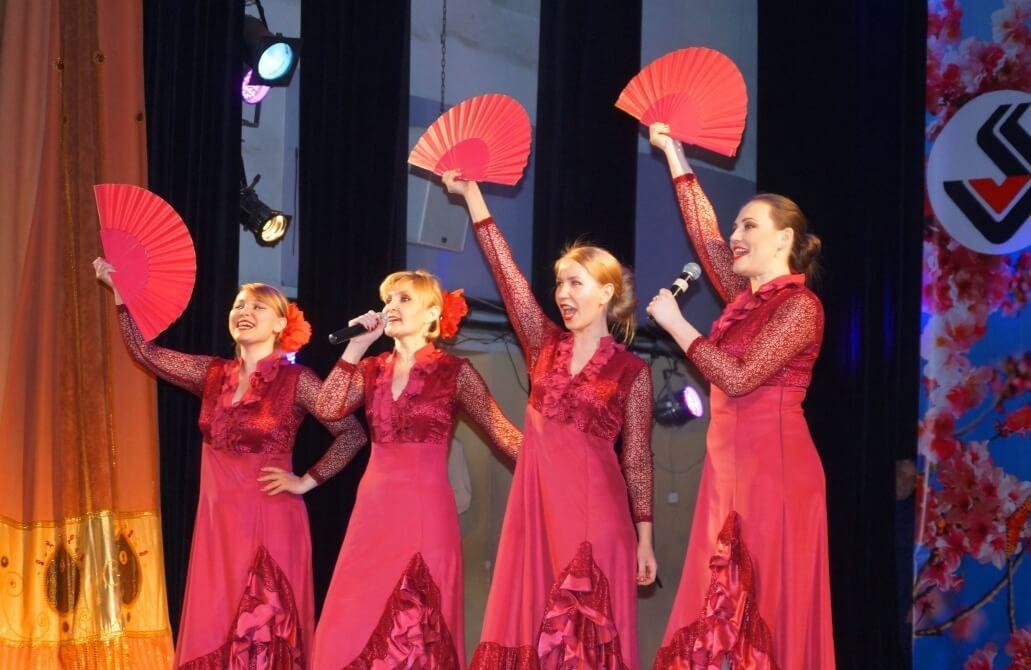 Страстный фламенко. Сборная ЧЭМК