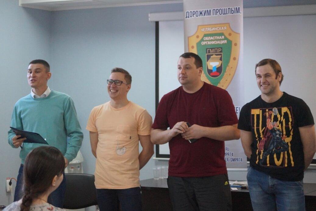 Тренинг по ораторскому мастерству А. Марковой