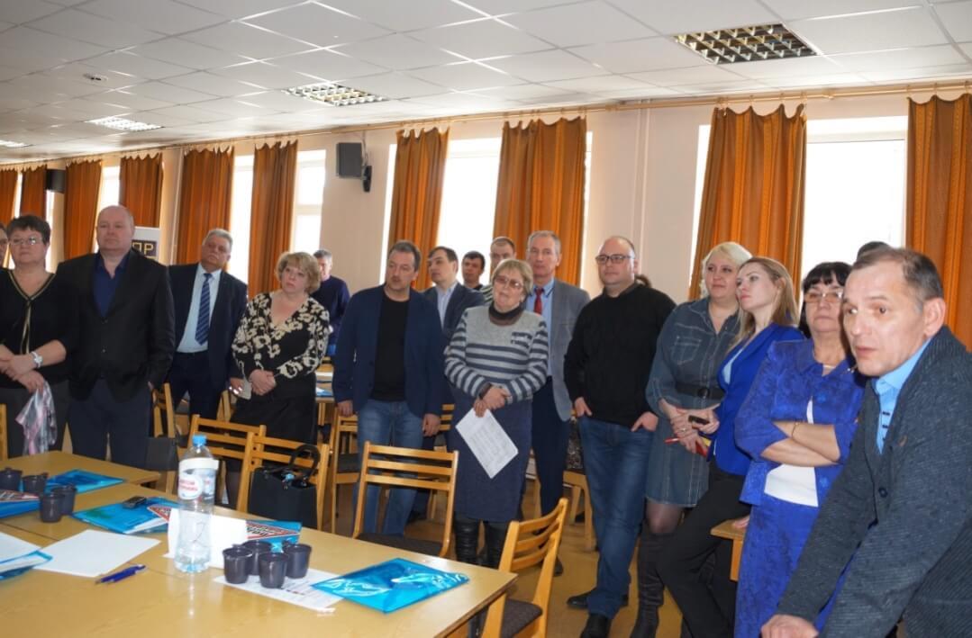 Презентация и обсуждение профсоюзных предложений работодателям