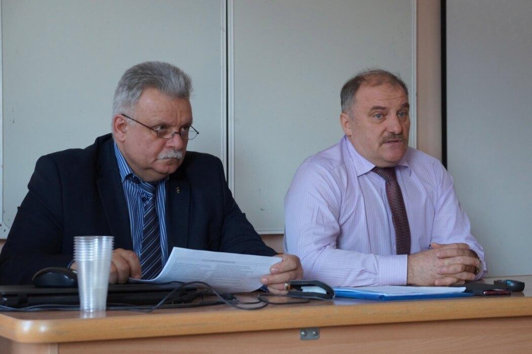 А. Коротких, Ю. Горанов