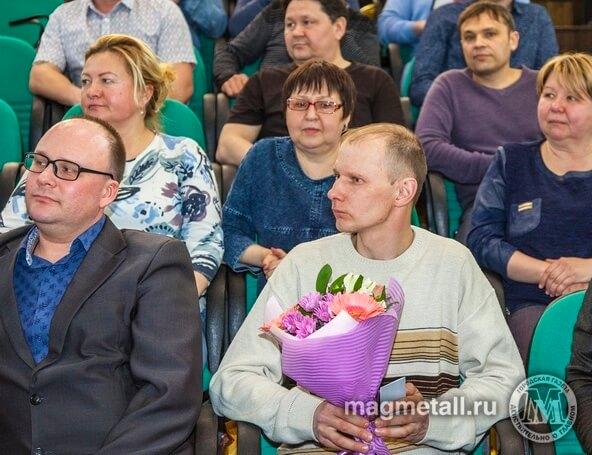Участники церемонии награждения лучших уполномоченных