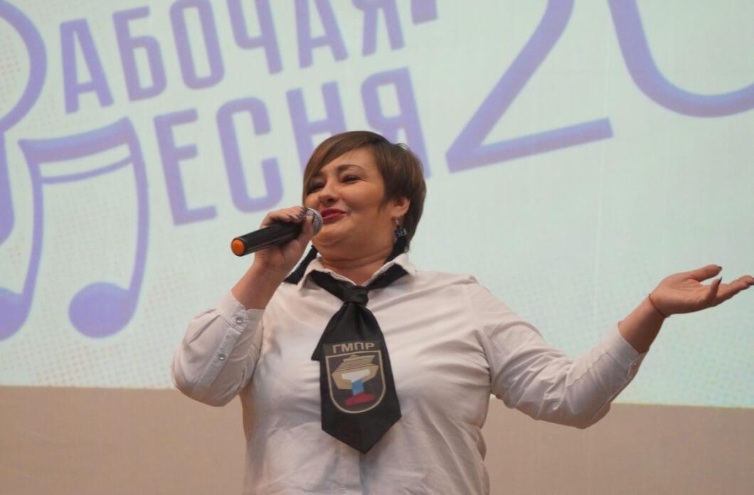 Татьяна Акинцева, ЧМК