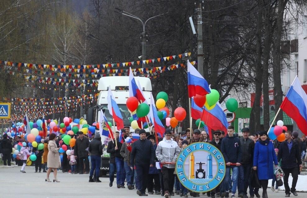 Аша. Работники энергоцеха Ашинского метзавода. Фото К. Комышев