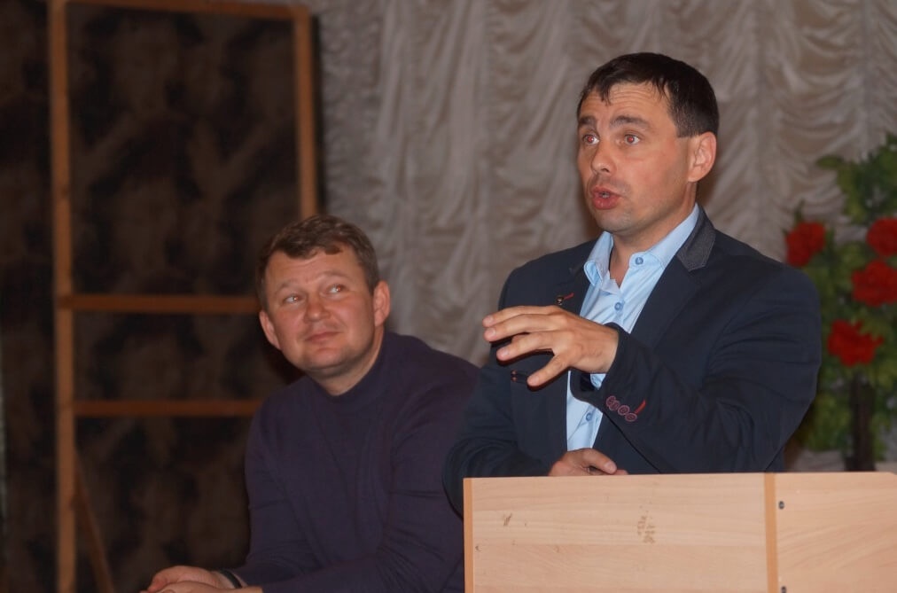 Алексей Сабуров, председатель ППО «Магнезита»