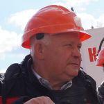Казанцев Анатолий - ветеран железнодорожного цеха