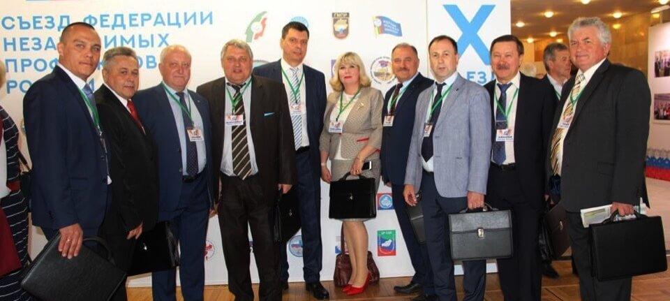 Ю. Горанов, Е. Рамазанова, Б. Семенов и другие делегаты съезда