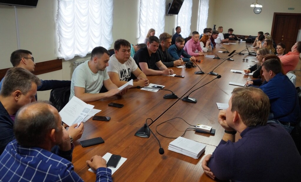 Дискуссионный клуб молодежи ГМПР